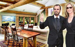 Ringo Starr pone a la venta su rancho de Colorado