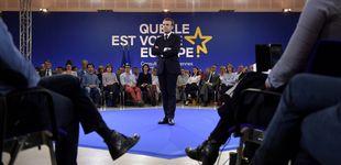 Post de Macron se prepara para desmantelar el paraíso social francés