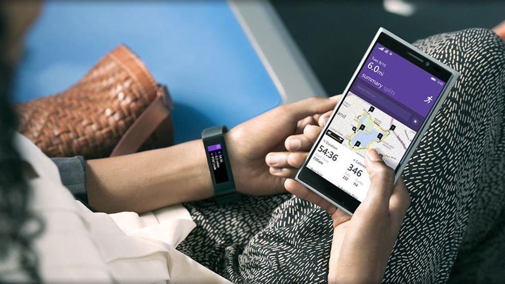 La pulsera inteligente de Microsoft se agota en su primer día a la venta