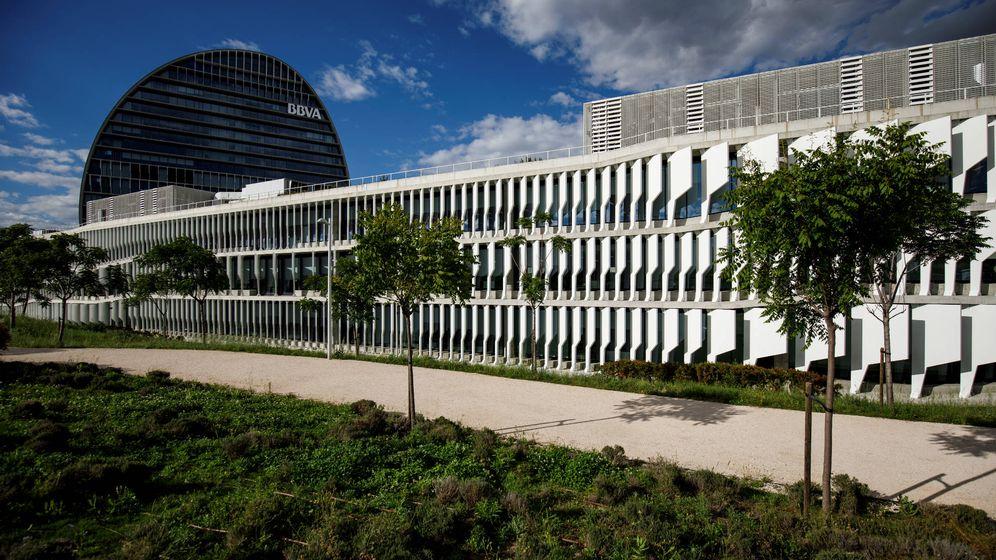 Foto: Sede del BBVA en Madrid. (Reuters)