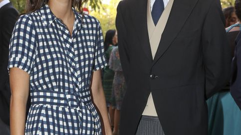 Los Hannover-De Osma se decantan por la boda de perfil bajo de los Fierro
