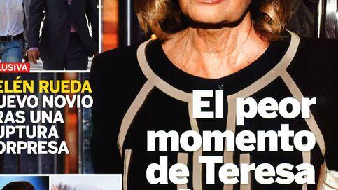 Kiosco rosa: Belén Rueda tiene nuevo amor
