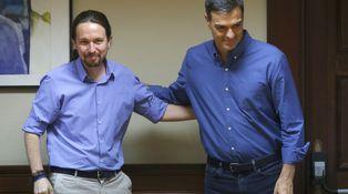 Barómetro del CIS: estocada a Iglesias y aviso a Sánchez
