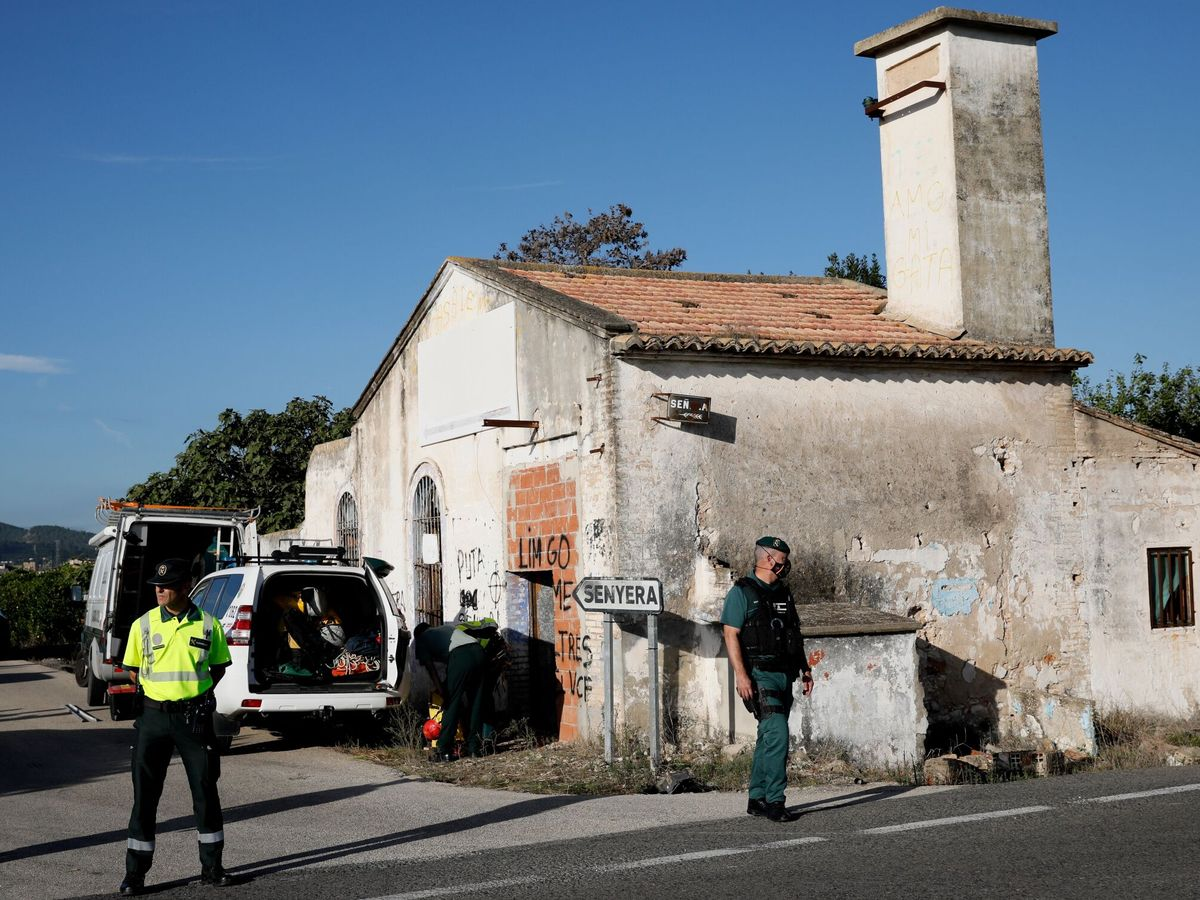 Foto: Reanudan la búsqueda de Marta Calvo con el despliegue de especialistas. (EFE)