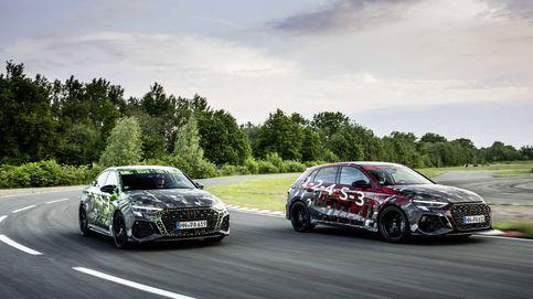 Audi estrenará un innovador diferencial trasero activo en el nuevo RS3