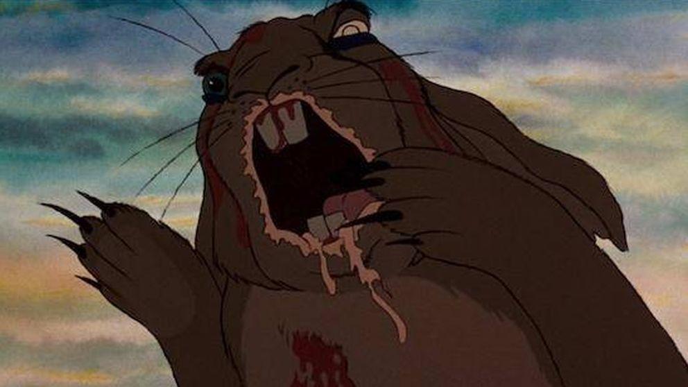 La película de dibujos animados que traumatizó a toda una generación