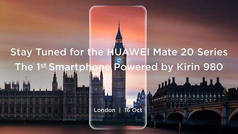 Así será el Mate 20 Pro: la gran baza de Huawei para cazar a Samsung en España