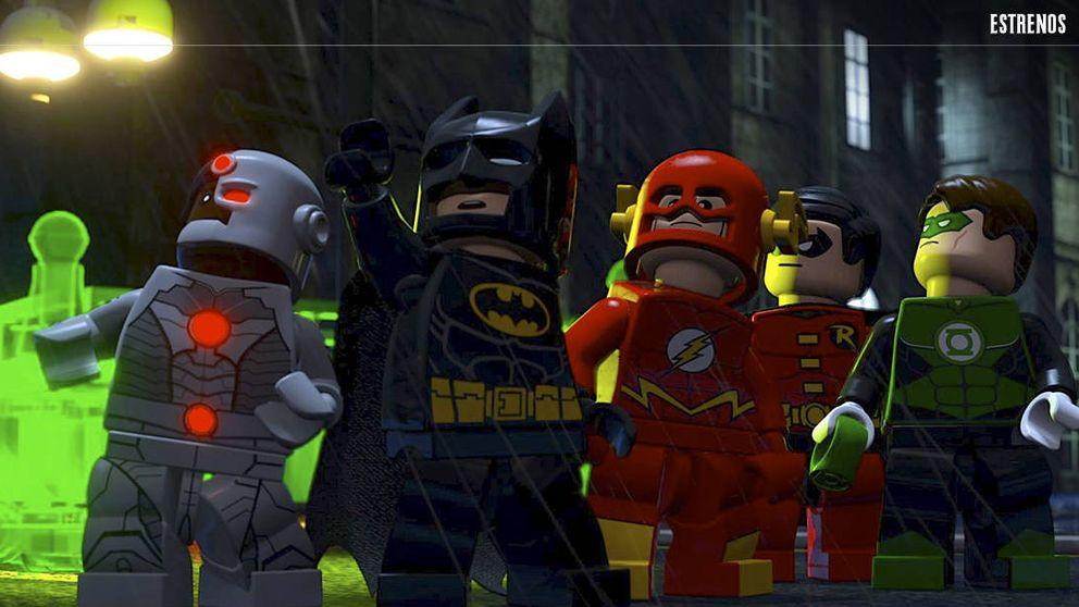 'Lego Batman, la película', una hilarante orgía hiperactiva