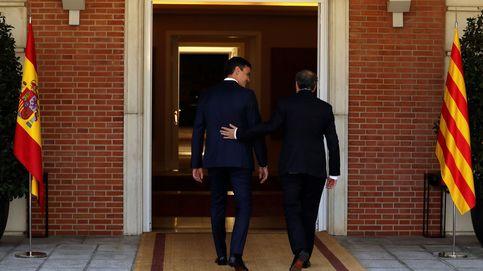 Torra busca una 'cumbre bilateral' con España con Sánchez y tres ministros