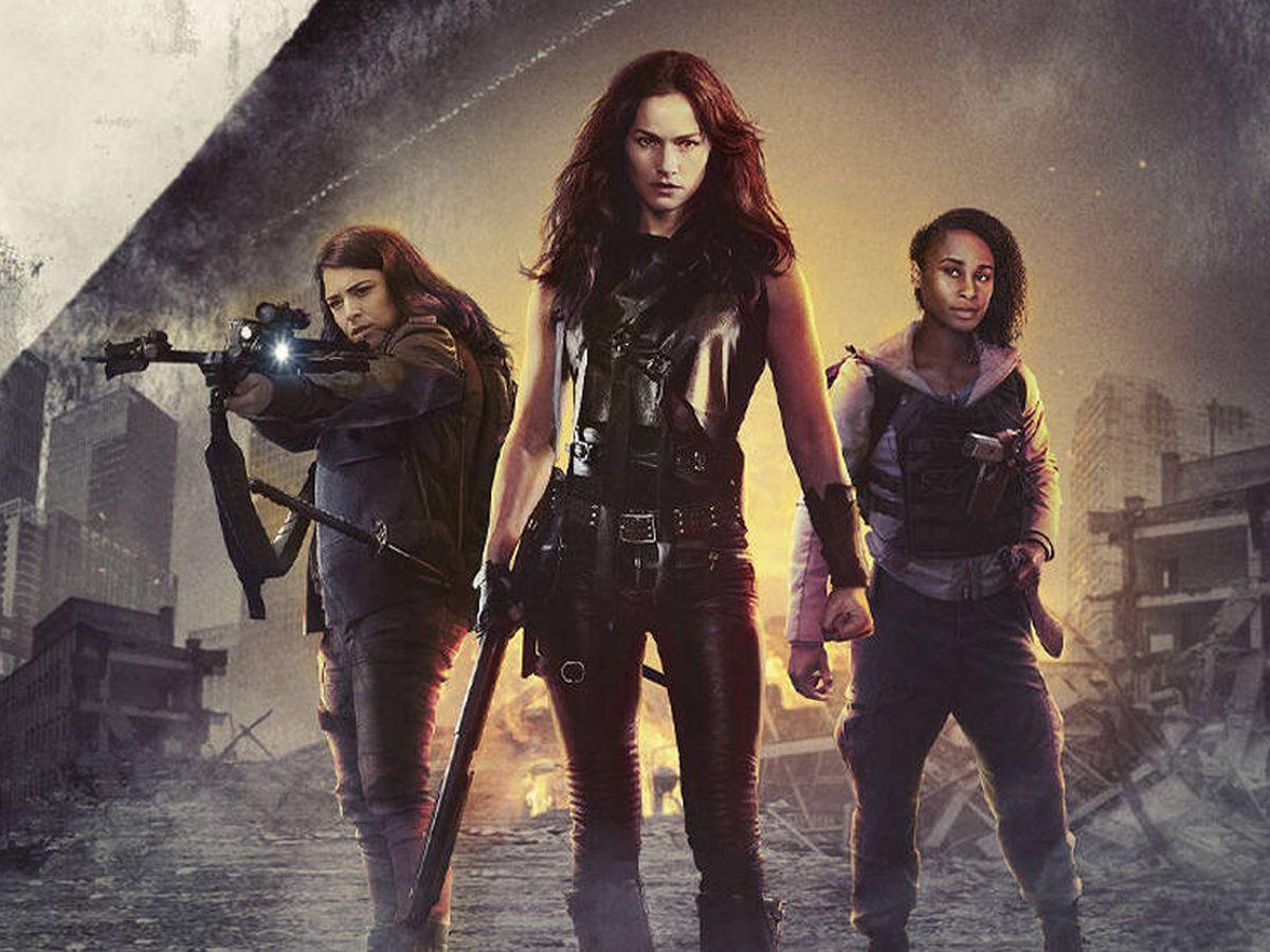 Foto: Imagen de 'Van Helsing'. (Netflix)