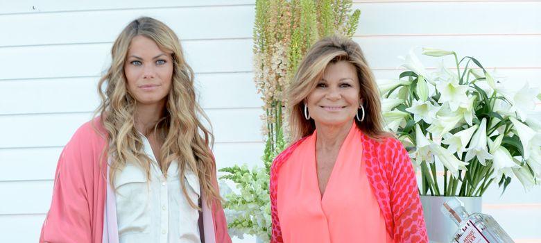 Foto: Carla goyanes y su madre, Cari Lapique