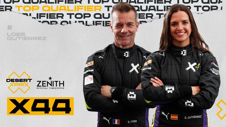 El gran sueño de Cristina Gutiérrez: competir para Lewis Hamilton y con Sebastian Loeb