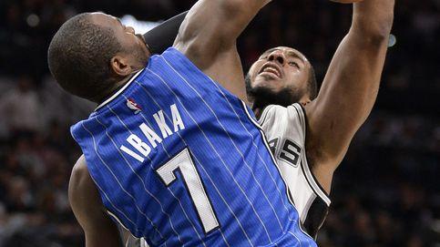 Ibaka gana el duelo a Pau Gasol para cortar la racha de nueve victorias de los Spurs