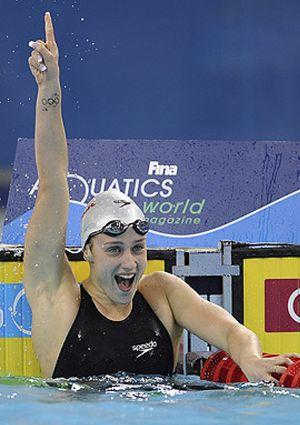 Mireia Belmonte volverá a entrenar con Vergnoux en Sabadell