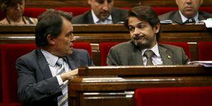 CiU no descarta la insumisión fiscal con España hasta cerrar el concierto económico