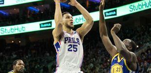 Post de Ben Simmons, una estrella contracultural en la NBA: no tira triples