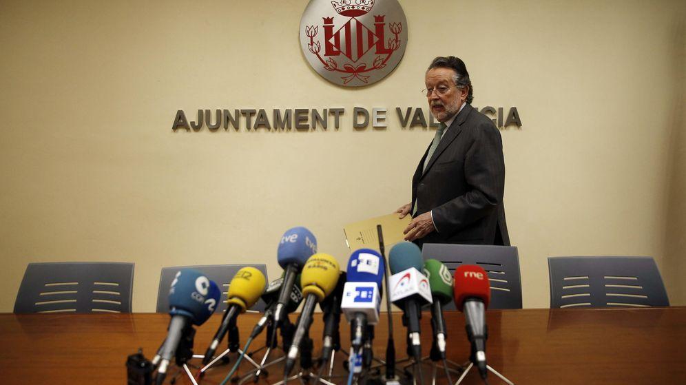 Foto: El vicealcalde de Valenca, Alfonso Grau, en una imagen de archivo. (Efe)