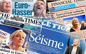 Tormenta euroescéptica y Auge populista en la prensa internacional