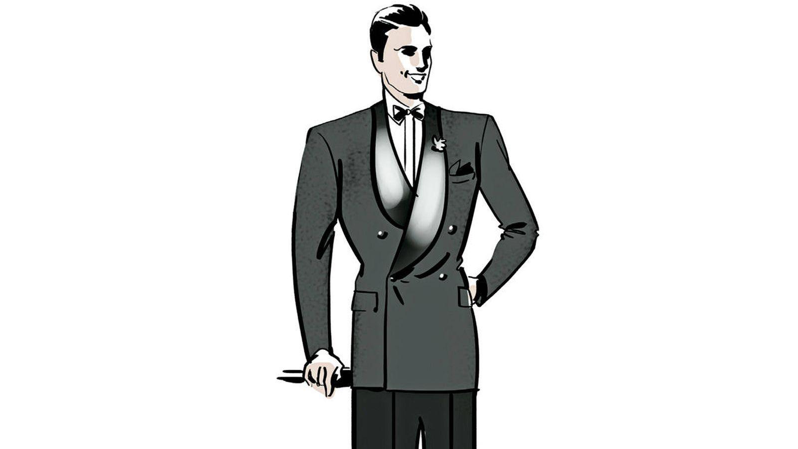 4a6d6688bc253 Moda hombre  Todo lo que debe saber si decide ponerse un esmoquin