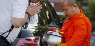 Post de Tailandia pone a dieta a sus monjes budistas