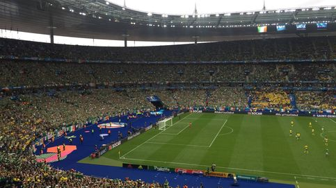 Irlanda y Suecia dieron un ejemplo de cómo hay que vivir una Eurocopa