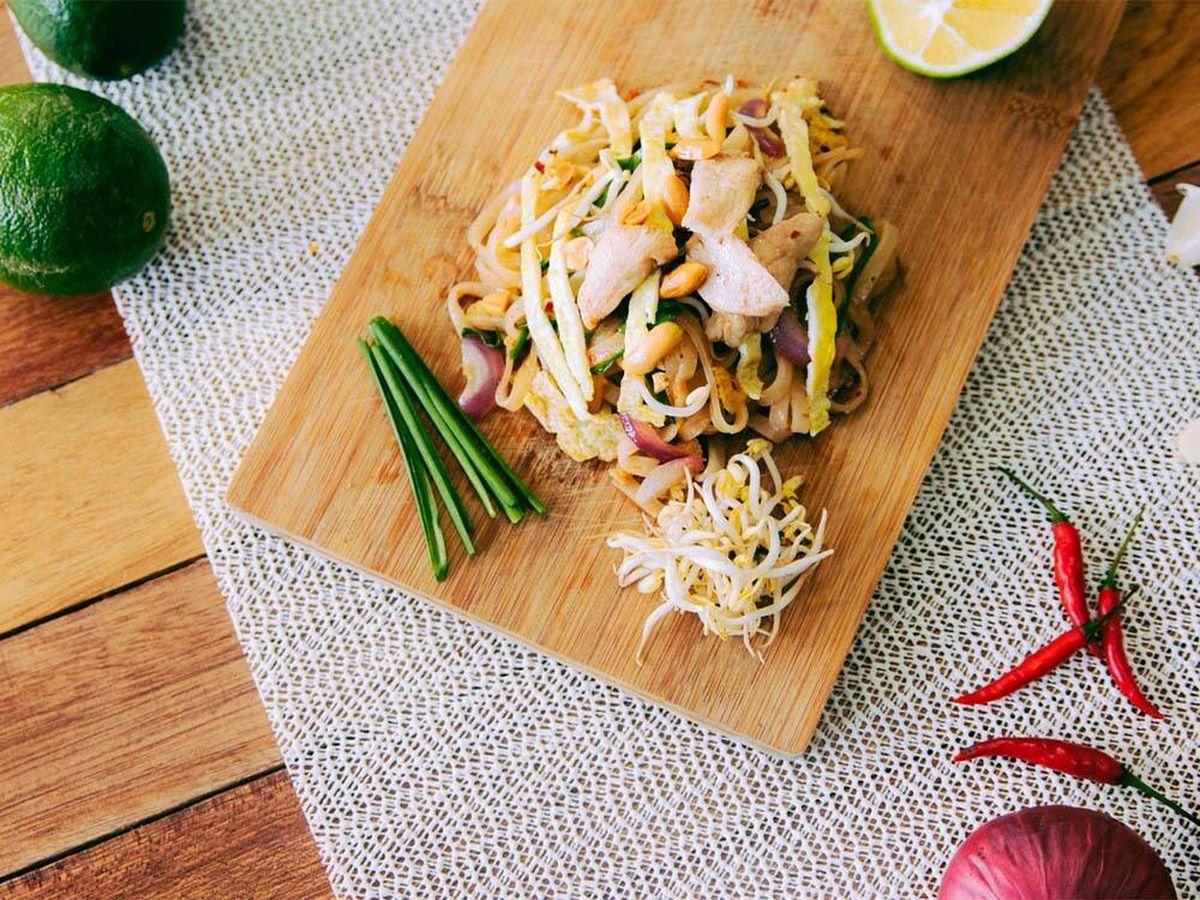 Foto: Tablas para cortar alimentos y presentar tus creaciones en la mesa (Pixabay)