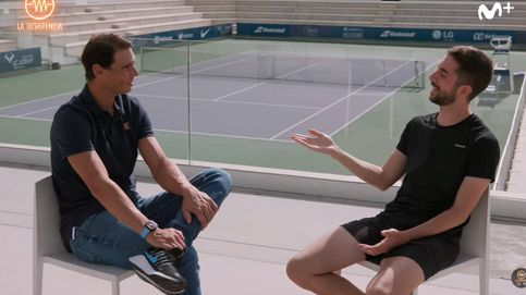 Rafa Nadal, en 'La Resistencia': Ganar 13 Roland Garros es una barbaridad