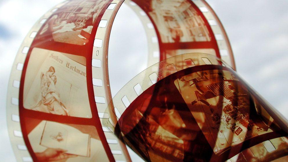 El azar y la química son los ingredientes secretos del cine en celuloide