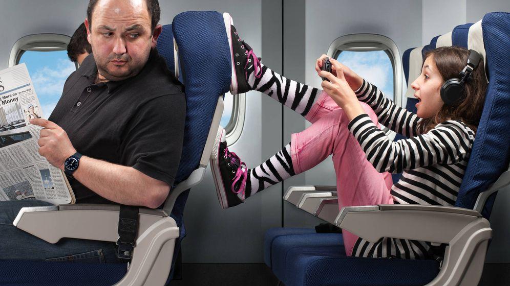 Foto: No escoger asiento tiene sus riesgos. (iStock)