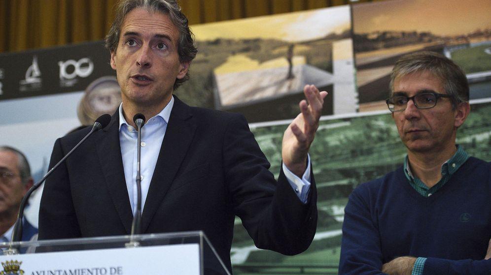 Foto: El ministro de Fomento y exalcalde de Santander, Íñigo de la Serna. (EFE)