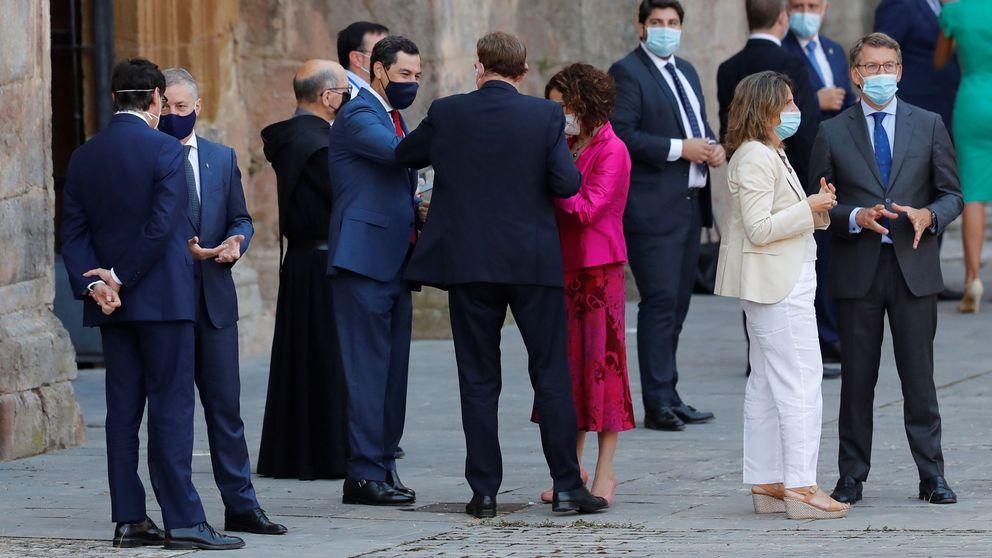 Sánchez concede a Urkullu 2.000 millones más por llevarle a última hora a La Rioja