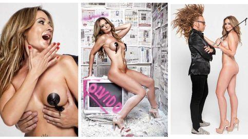 Olvido Hormigos, orgullosa de haberse desnudado: No busco la fama