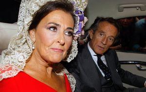 El ex de Carmen Tello hace marqués a su hijo