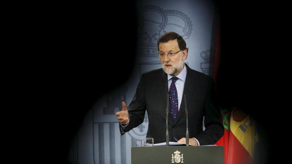 Rajoy ataca a Sánchez por traer a España el fantasma de Syriza