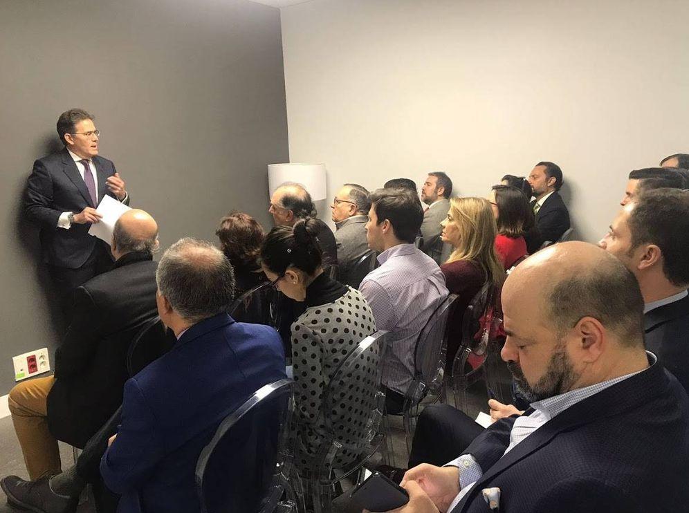Foto: Imagen de una reunión del Consejo Iberoamericano de Inversiones y Talento. (CIITA)
