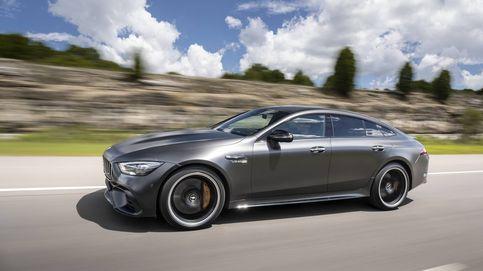 Mercedes AMG GT de cuatro puertas, el familiar más radical