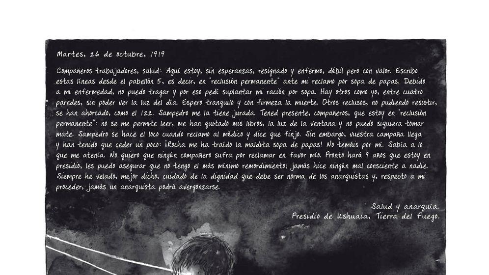 Foto: '155', un cómic narra la vida del ángel de Ushuaia (Nórdica Libros)
