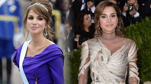 Los motivos por los que Rania es ya más una 'celebrity' que una 'royal'