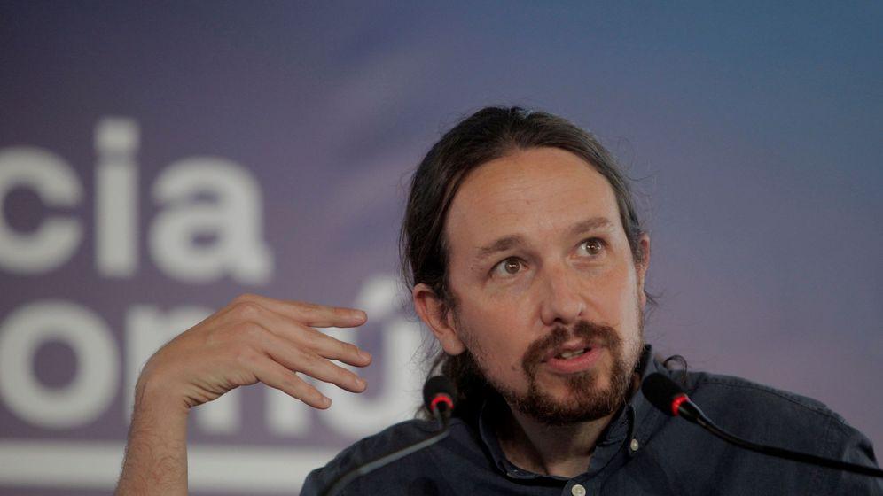 Foto: El secretario general de Podemos y vicepresidente del Gobierno, Pablo Iglesias. (EFE)