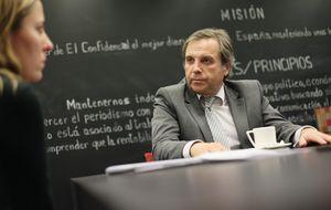 Antonio Miguel Carmona quiere el puesto de Gómez: Es el sueño de mi vida