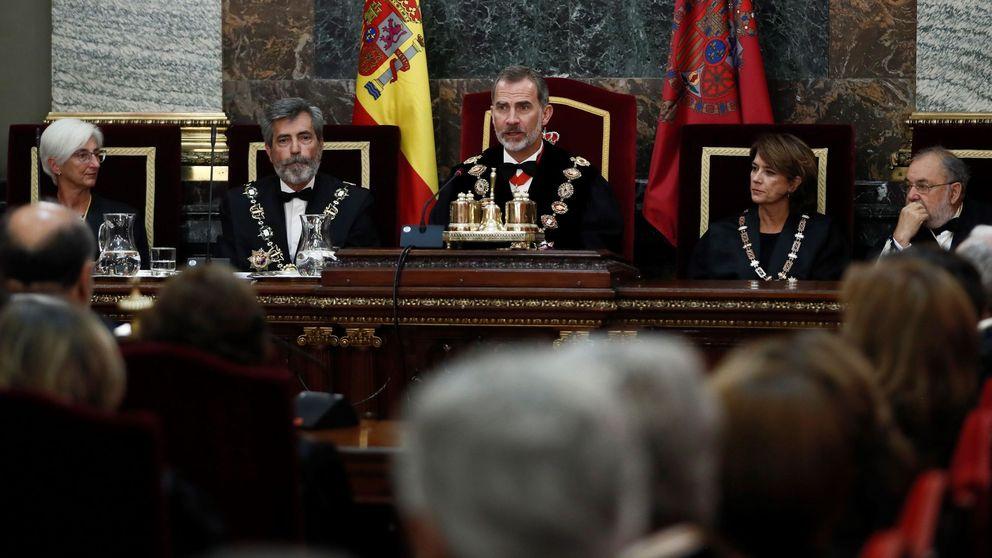 La ausencia del Rey en los despachos de Barcelona coincide con el fallo de Torra
