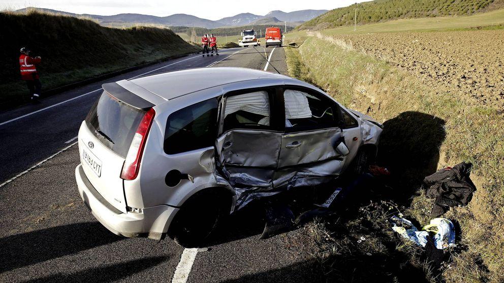 Un kamikaze de 80 años, detenido tras chocar con otro coche en Asturias