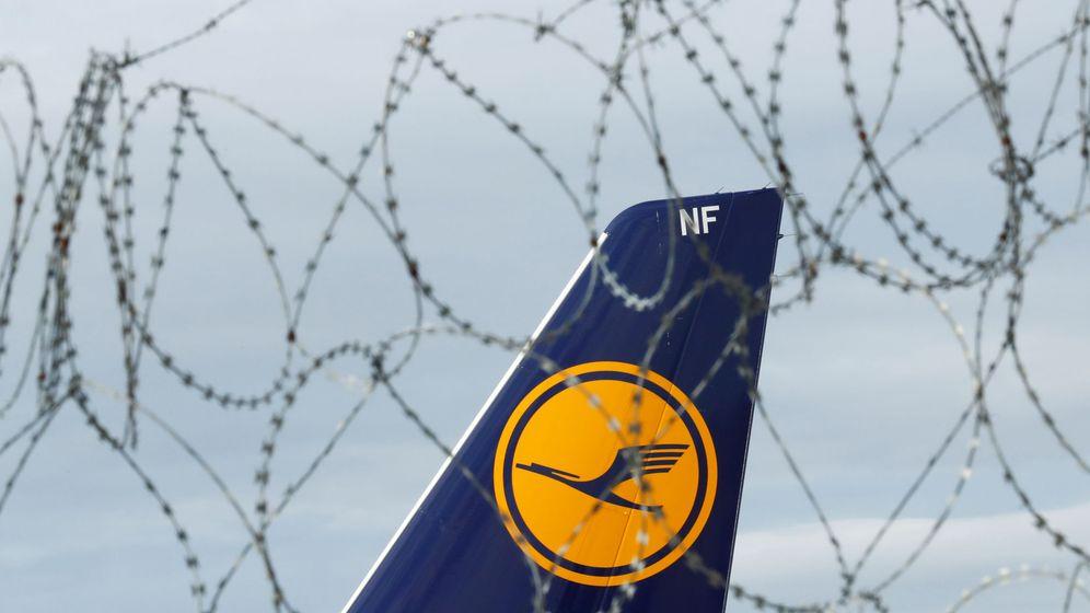 Foto: Logo de Lufthansa (Reuters)