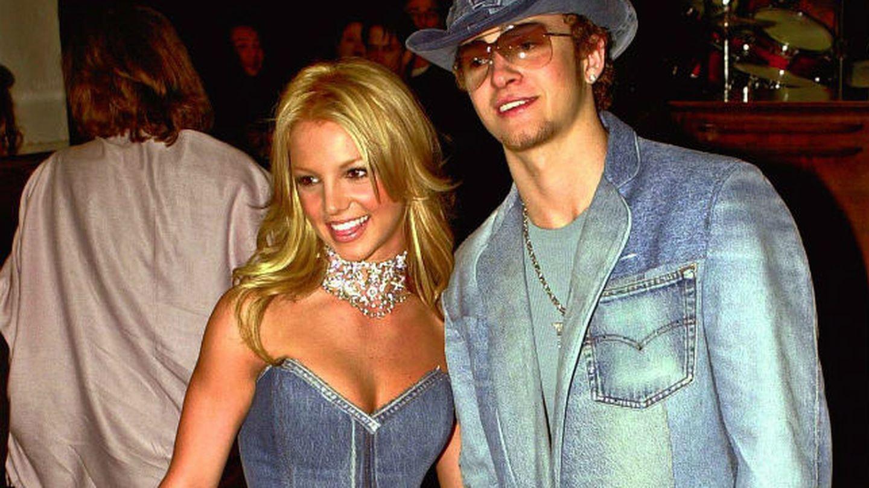 Britney Spears y Justin Timberlake. (Foto: I.C.)