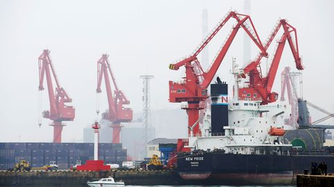 Un choque entre buques causa un vertido de crudo en aguas del este de China