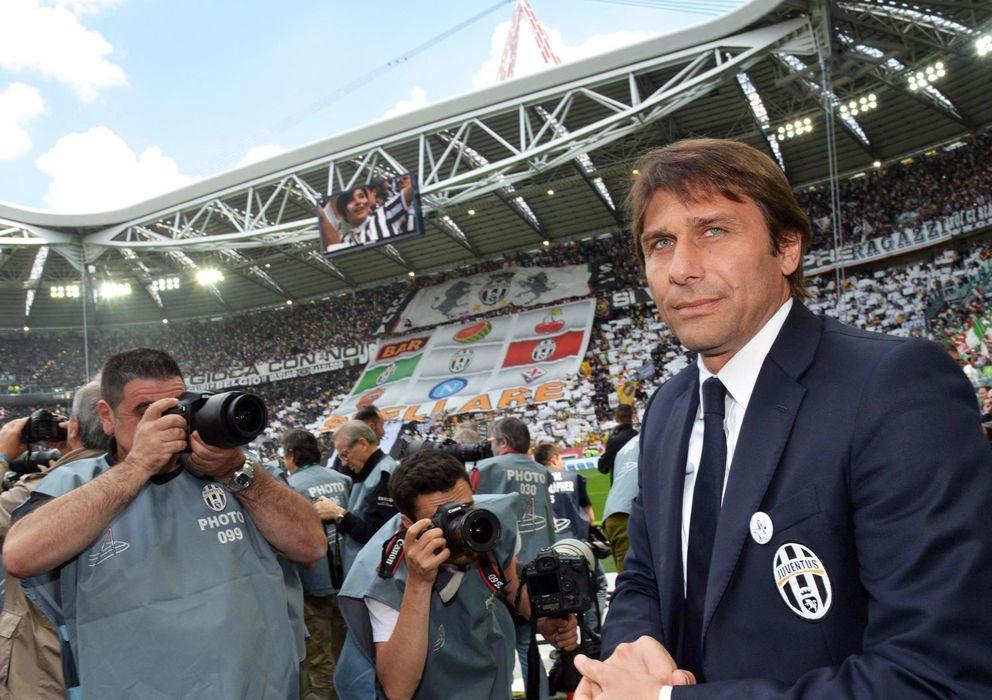 Foto: La Juventus batió la temporada pasada el récord de puntos de la Serie A (Efe)