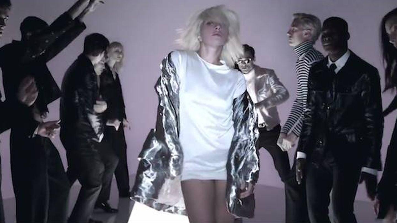 Lady Gaga para Tom Ford.