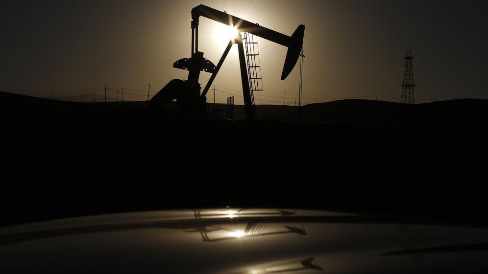 Foto: Planta de extracción de petróleo