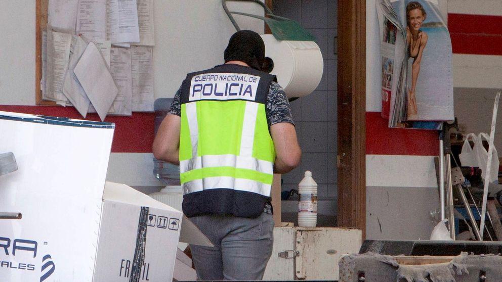 Detenido un joven e investigados otros tres por una docena de robos en Pontevedra