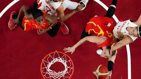 Tokio, en directo | España pasa por encima de Canadá y Robles se mete en la final